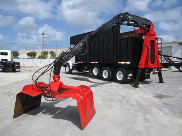 Used 2000 Volvo Grapple Truck Wg64 Grapple For Sale