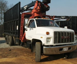 Used 1994 Gmc Grapple Truck Kodiak For Sale Grapple