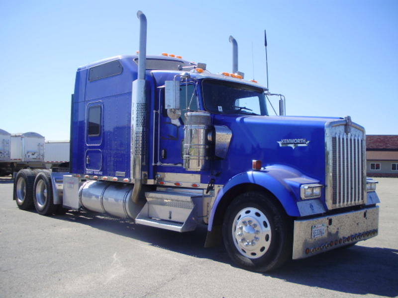 The Story of Kenworth W900 | Grapple Trucks for Sale